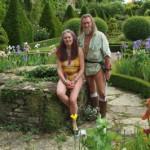 Les jardiniers nus